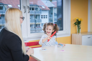 Manuelle Kindertherapie